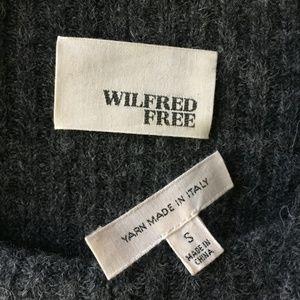 Aritzia Dresses - Aritzia Wilfred Free Patricia Midi Sweater Dress